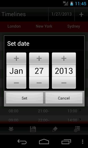 【免費生產應用App】Timelines-APP點子