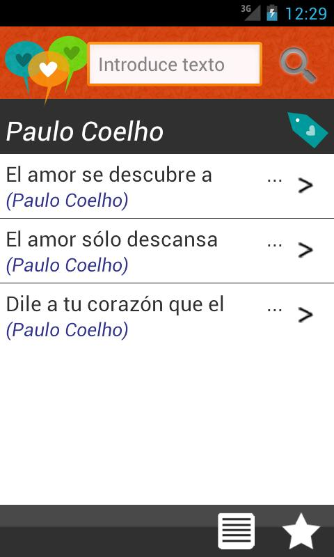 Mil Frases de Amor- screenshot