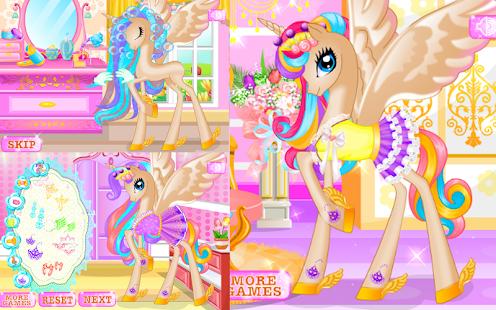 Pony Princess Birthday Party