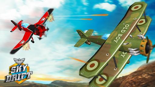 Sky Drift - Air Race Battle