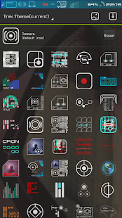 Trek: GO Launcher Theme 個人化 App-愛順發玩APP