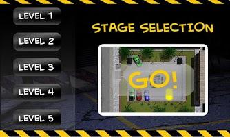Screenshot of Valet Parking