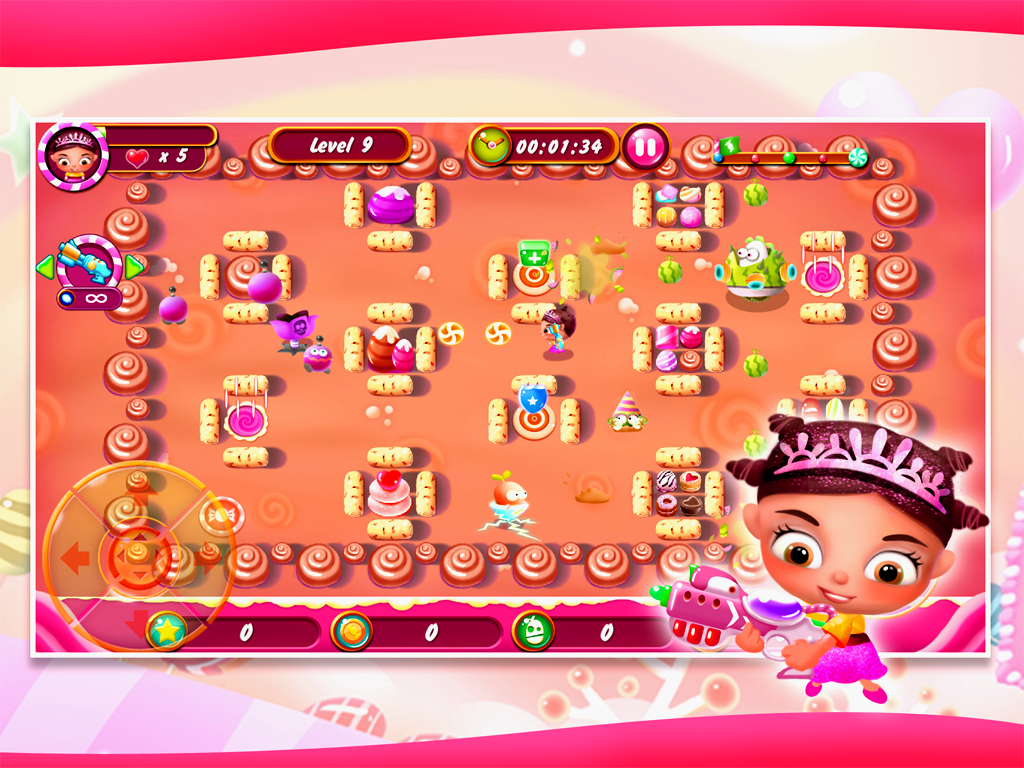 Candy Challenge - Soda Blast - screenshot