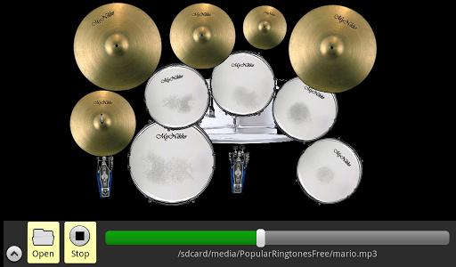 無料娱乐Appの実況ドラムセット (Actual Drumset Pro)|記事Game
