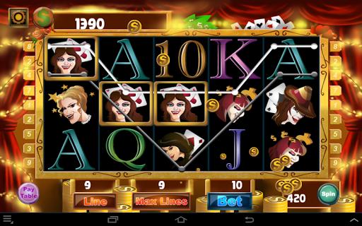 Saga casino android