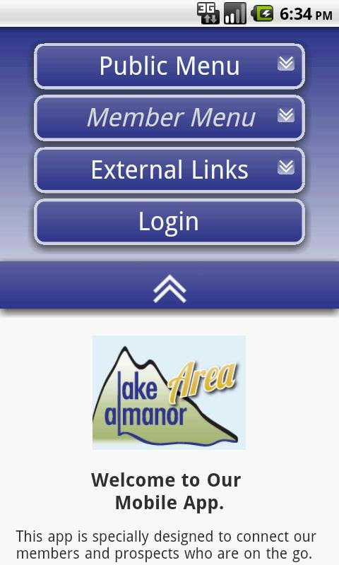 Lake Almanor Chamber - Chester- screenshot