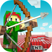 Bow Spleef - TNT mini game