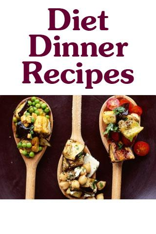 Diet Dinner Recipes