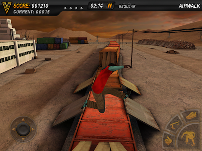 Mike V: Skateboard Party PRO Screenshot