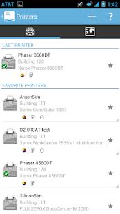 Xerox Print Portal - screenshot thumbnail