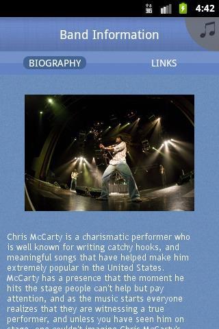 Chris McCarty - screenshot