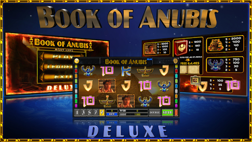 Book of Anubis Deluxe - free