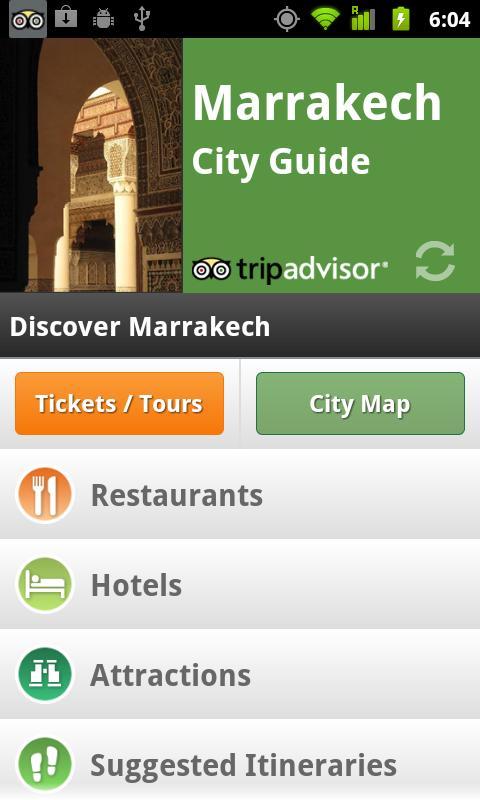 Marrakech City Guide screenshot #1
