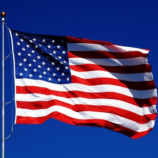 Flag of USA wallpaper
