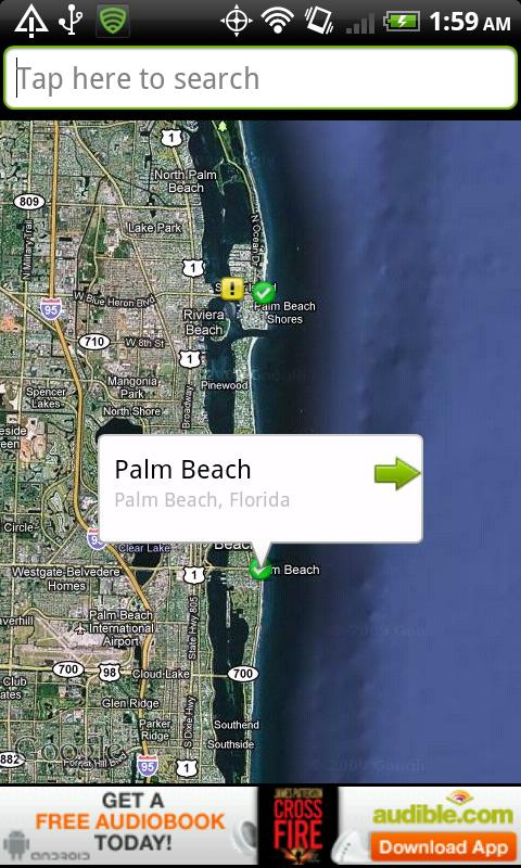 Florida Beaches - screenshot