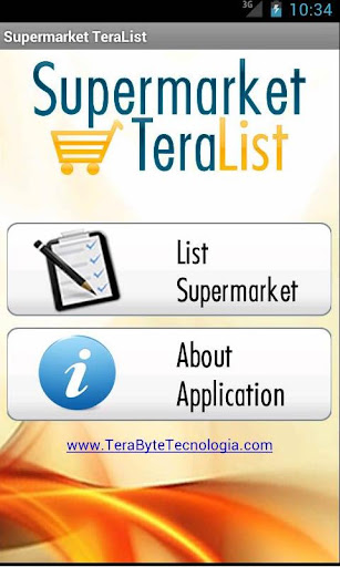 Supermarket Tera List