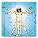 Human Body and Food Facts icon
