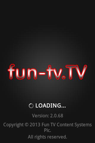 【免費媒體與影片App】Fun-TV-APP點子