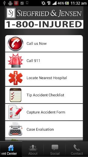 Injury App