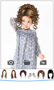 Woman Hair Style Photo Montage 攝影 App-癮科技App