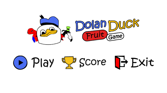 Dolan Duck Fruit Game- screenshot thumbnail