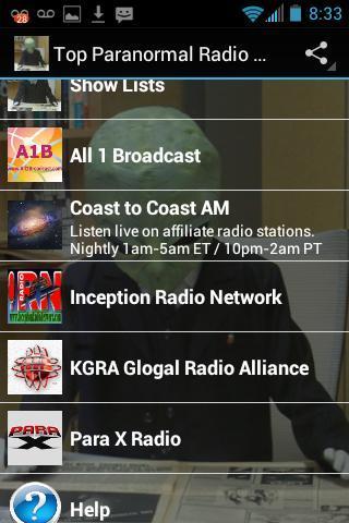 Top Paranormal Radio Free