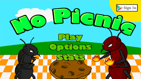 No Picnic- screenshot thumbnail