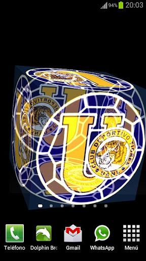 免費下載運動APP|3D Tigres UANL Fondo Animado app開箱文|APP開箱王