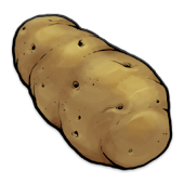 Minimalistic Potato