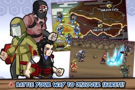 Ninja Saga - screenshot thumbnail
