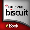 인터파크 전자책 비스킷2.0 – 국내 최다 eBook logo