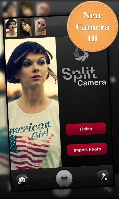 Split Camera - Pic Stories - screenshot