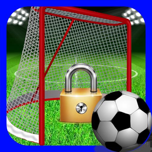 足球屏幕鎖定 娛樂 App LOGO-APP試玩