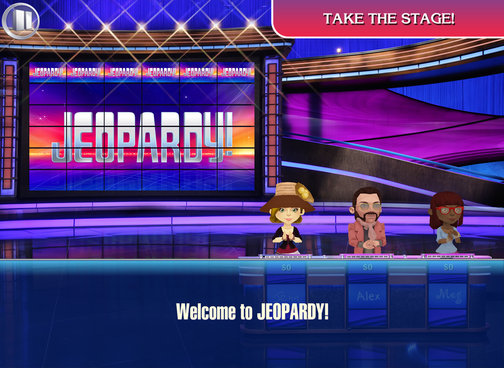 Jeopardy!- screenshot