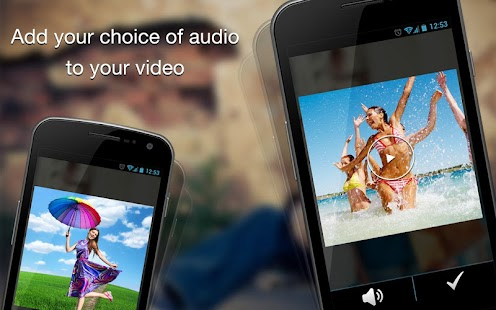 Add Audio to Video - screenshot thumbnail