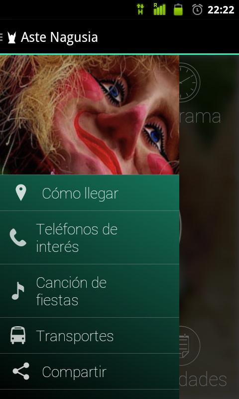 Aste Nagusia Bilbao - screenshot