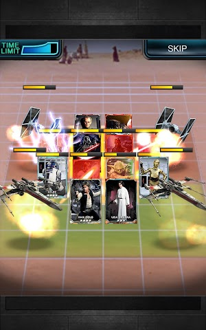 android Star Wars Force Collection Screenshot 1