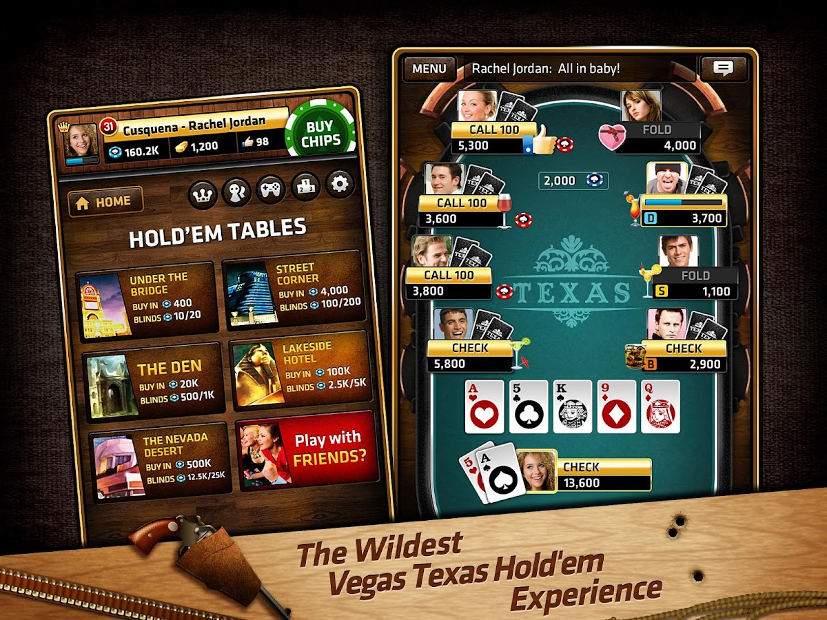 Texas poker play store