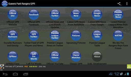 Queens Park Rangers QPR