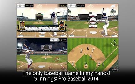 9 Innings: 2015 Pro Baseball Screenshot 23