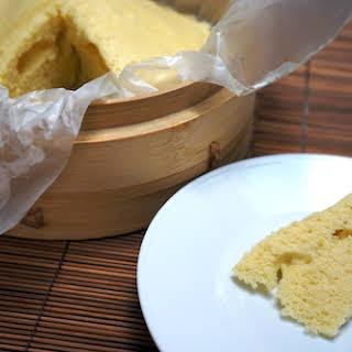 Steamed Sponge Cake Recipes.