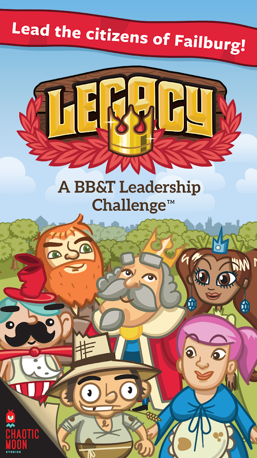 LEGACY by BB&T - screenshot