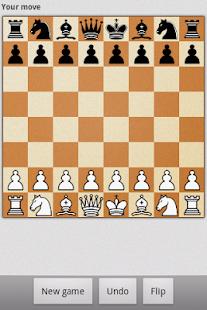 Classic Chess Free- screenshot thumbnail