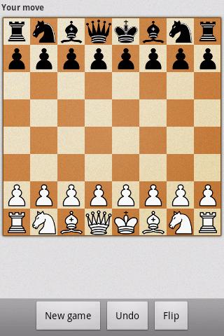 Classic Chess Free- screenshot