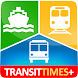 TransitTimes+ Trip Planner icon