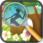 Fairies Hidden Objects Game icon