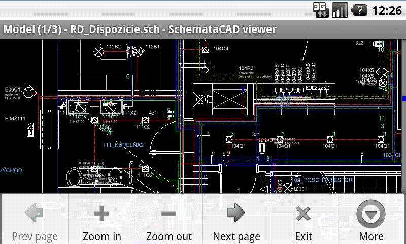 Schematacad viewer dwg dxf android apps on google play for Online cad editor