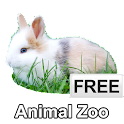 Animal Zoo- Real sounds! Free! icon