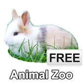 Animal Zoo- Real sounds! Free!