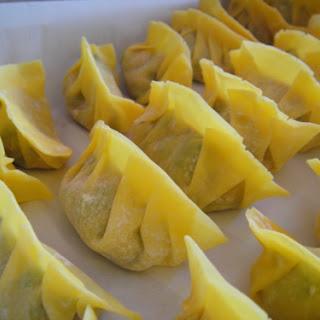Potsticker Dumplings.